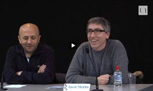 Rencontre avec David Trueba et Luis Alegre