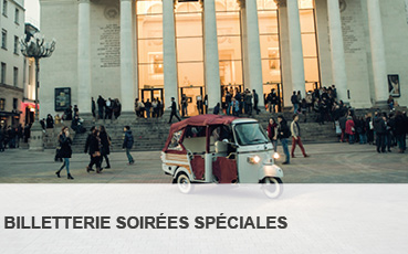 BILLETTERIE-SOIREES SPECIALES-