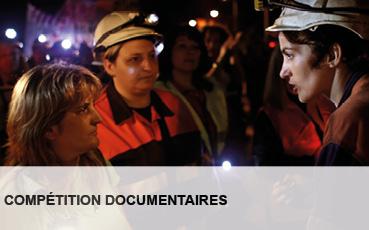 Compétition documentaires