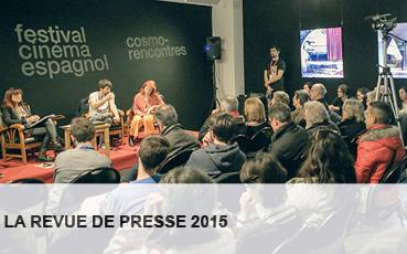 Revue Presse 2015