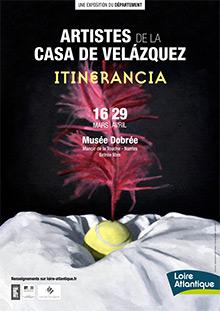 Casa Velasquez Affiche A3 18-2