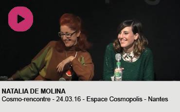 NATALIA DE MOLINA COSMORENCONTRE
