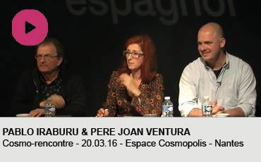 PABLO IRABURU ET PERE JOAN VENTURA  COSMORENCONTRE