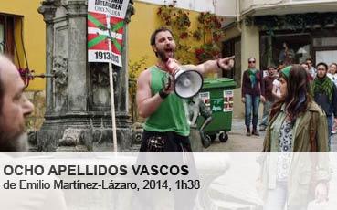 OCHO APELLIDOS VASCOS - FCEN 2017