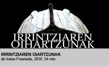 IRRINTZIAREN OIARTZUNAK - FCEN 2017