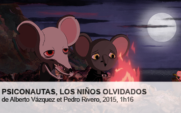 PSICONAUTAS - FCEN 2017
