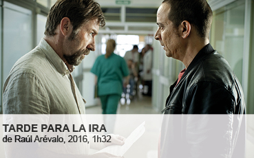 TARDE PARA LA IRA - FCEN 2017