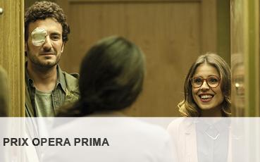 PRIX OPERA PRIMA 2017