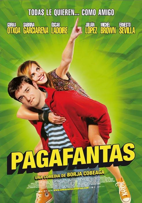 Affiche Pagafantas (2009)