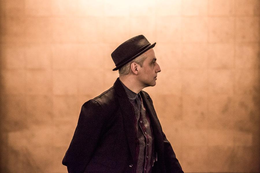 Pablo Berger, réalisateur de Abracadabra