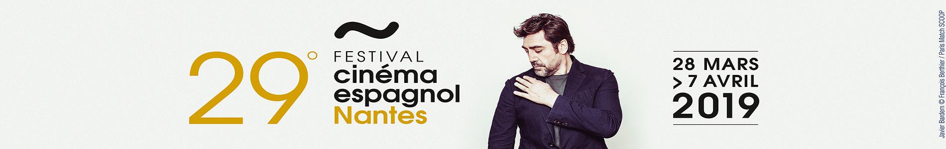 S'accréditer pour le 29e Festival du Cinéma Espagnol de Nantes