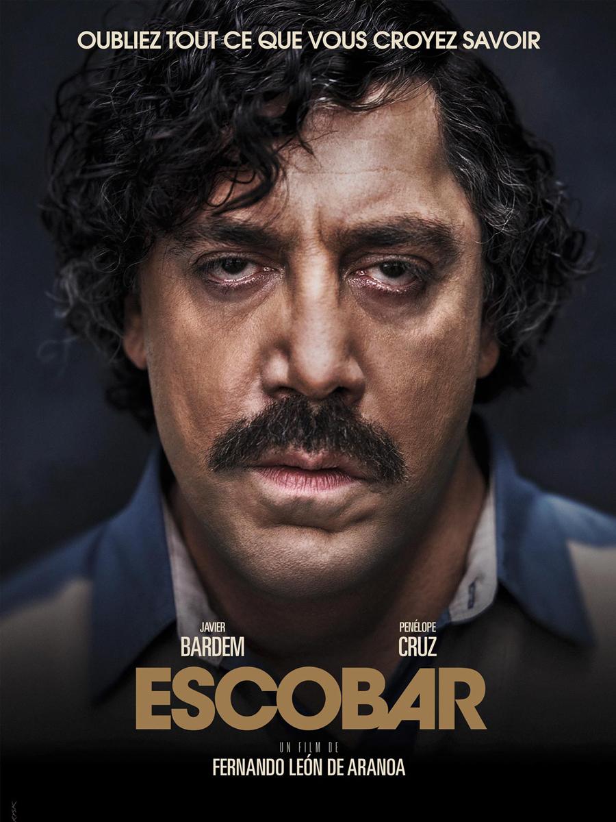 """Affiche """"Escobar"""" (2017)"""