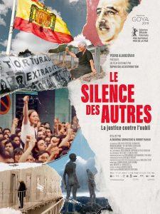 """Affiche """"Le silence des autres"""" (2018)"""