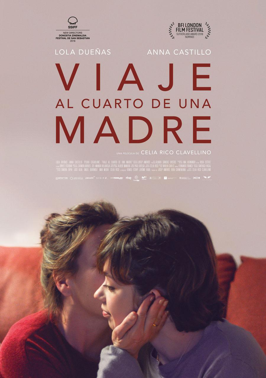 "Affiche ""Viaje al cuarto de una madre"" (2018)"