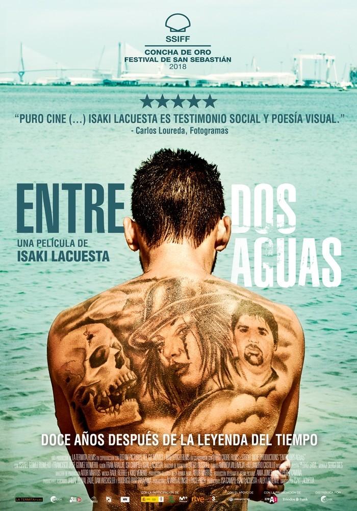 """Affiche """"Entre dos aguas"""" (2018)"""