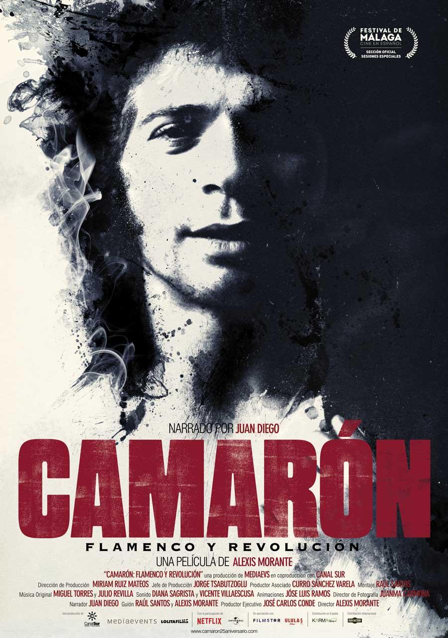 Affiche Camarón