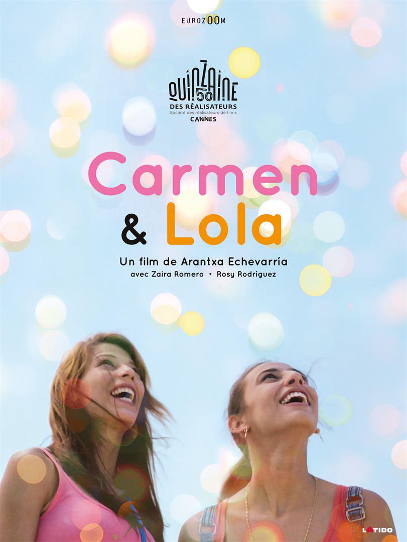 Affiche Carmen y Lola