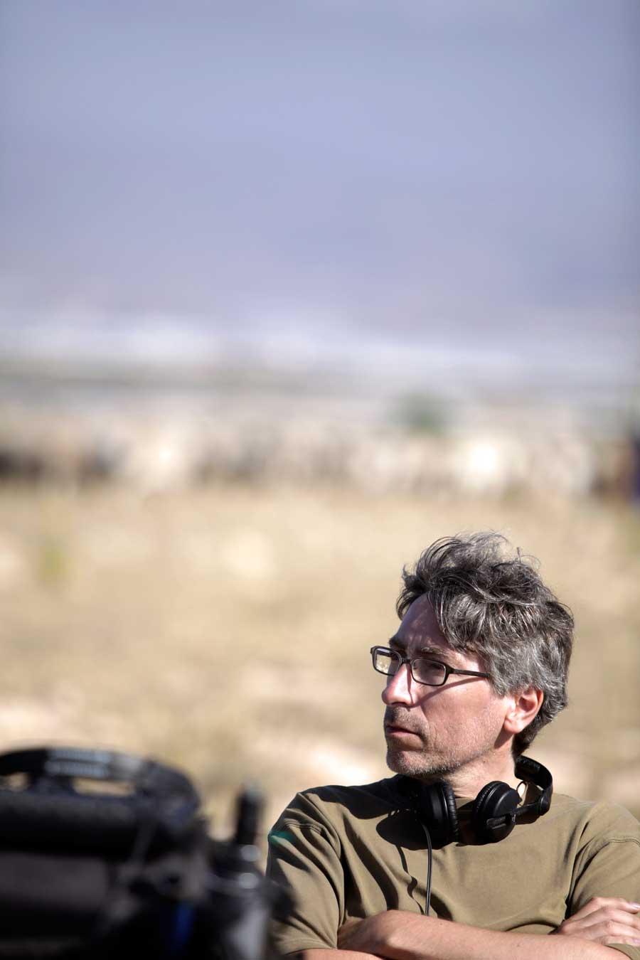 David Trueba, réalisateur et romancier
