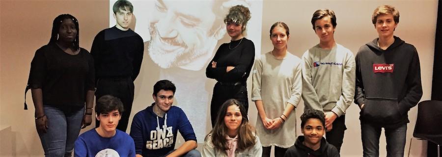 Le Jury Scolaire du 29e Festival du Cinéma Espagnol de Nantes