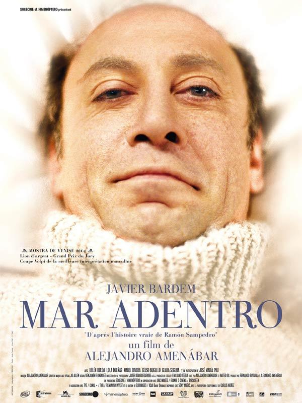 "Affiche ""Mar Adentro"" (2004)"