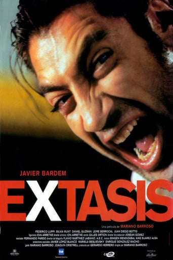 "Affiche ""Extasis"" (1996)"
