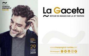 La Gaceta - Retour en images sur la 29e édition du Festival du Cinéma Espagnol de Nantes