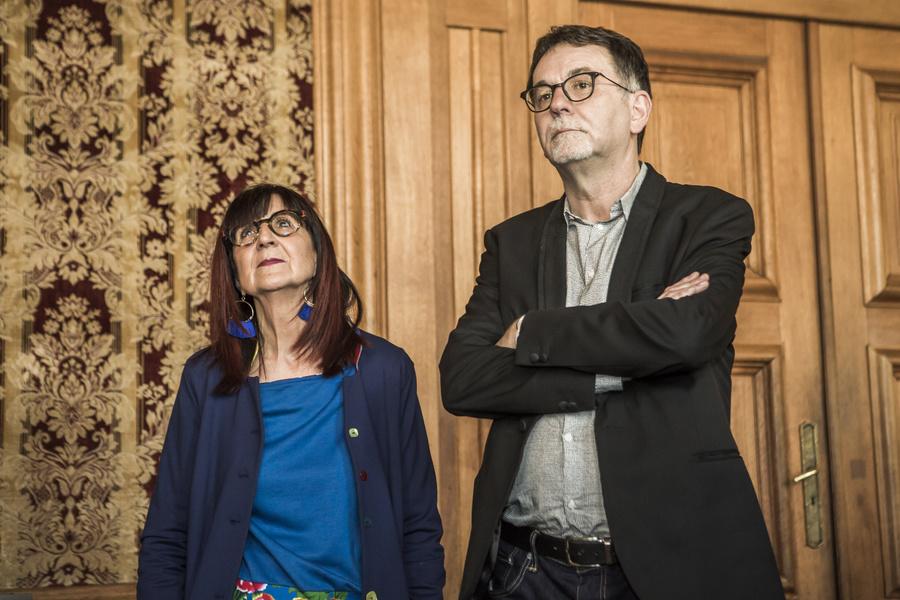 Pilar Martínez-Vasseur, co-directeur du Festival du Cinéma Espagnol de Nantes