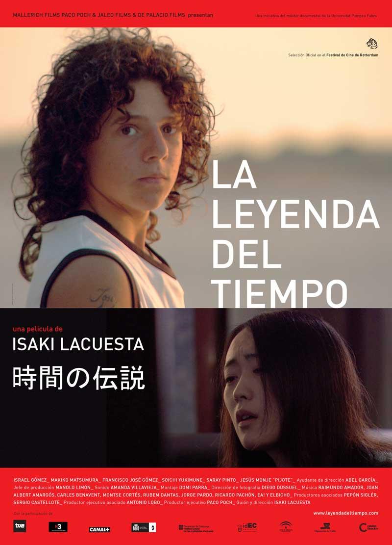 """Affiche """"La leyenda del tiempo"""" (2006)"""