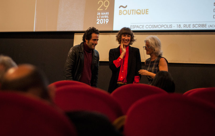 "Ana Schulz, co-réalisatrice du documentaire ""Mudar la piel"""