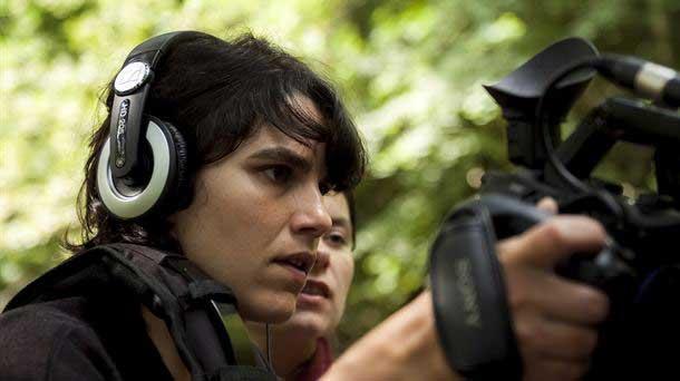 "Maddi Barber, réalisatrice de ""592 metroz goiti"" (2018)"