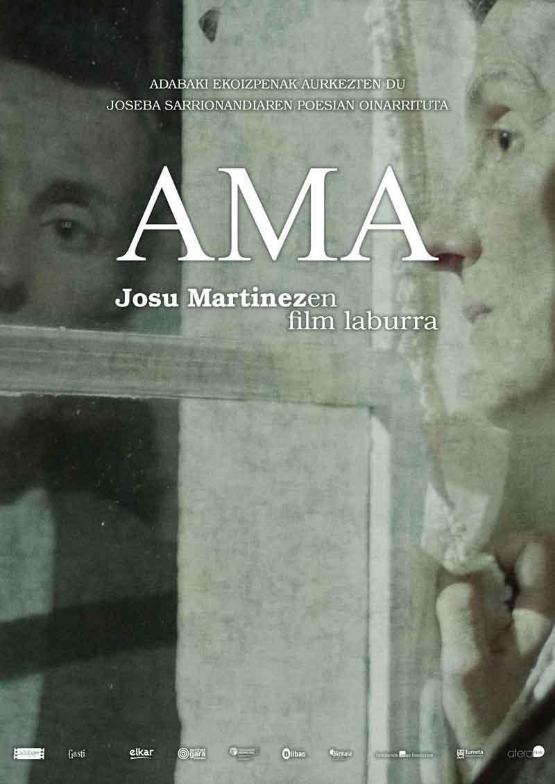 "Affiche ""Ama"" de Josu Martinez (2018)"