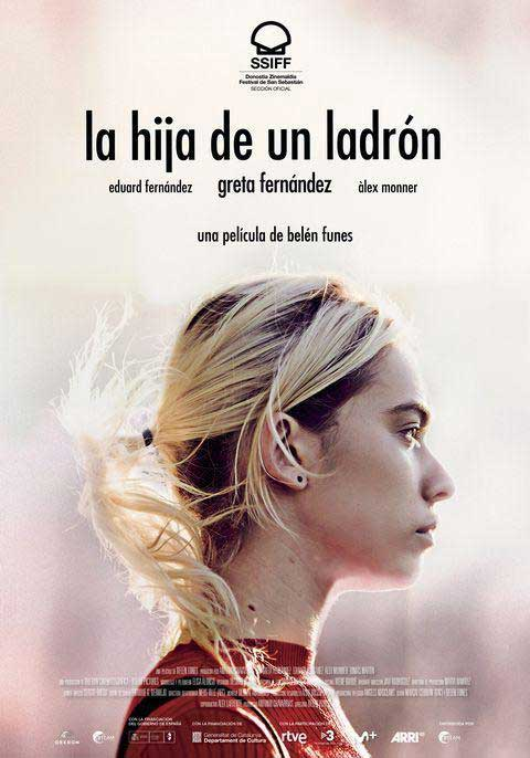 La hija de un ladrón - Belén Funes (2019)