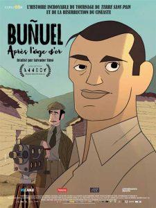 Buñuel en el laberinto de las tortugas / Buñuel après l'Age d'or de Salvador Simó (2019)