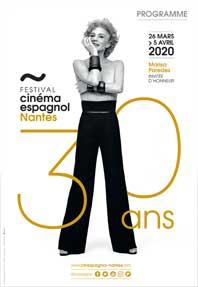 Programme Festival Cinéma Espagnol de Nantes