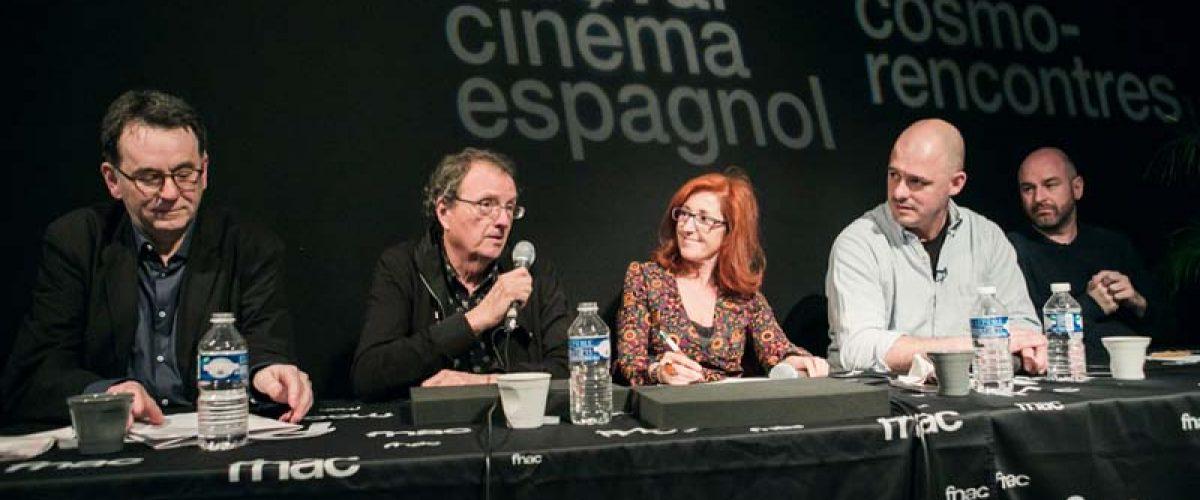 Cosmo-rencontre avec Pablo Iraburu, réalisateur, Walls, et Pere Joan Ventura, réalisateur, No estamos solos, en compétition documentaire