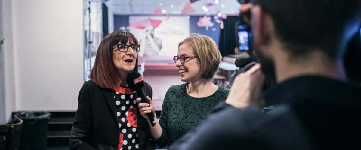 Interview de Pilar Martínez-Vasseur, co-directrice du Festival du Cinéma Espagnol de Nantes, par AnneLyseThomine de Télénantes