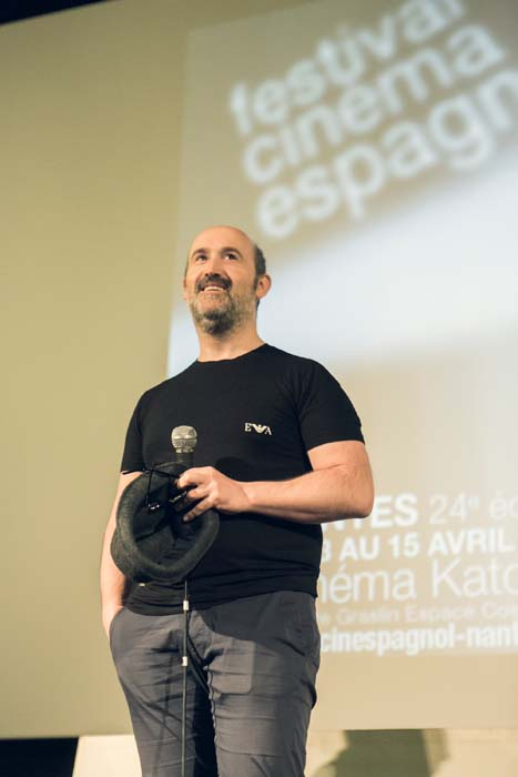 Hommage à Javier Cámara, acteur