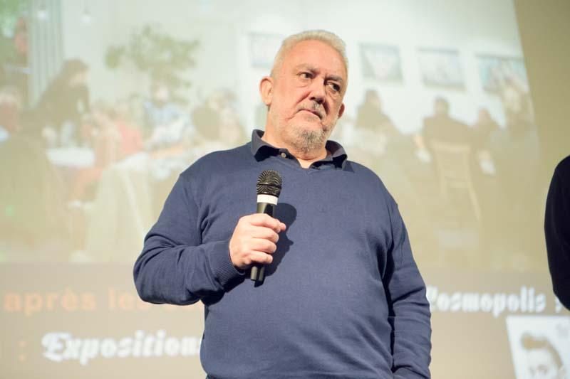 Imanol Uribe, réalisateur de Miel de naranjas