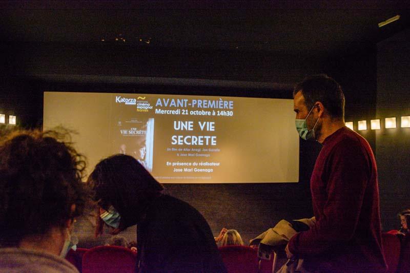 AVP Une vie secrète - Cinéma Katorza