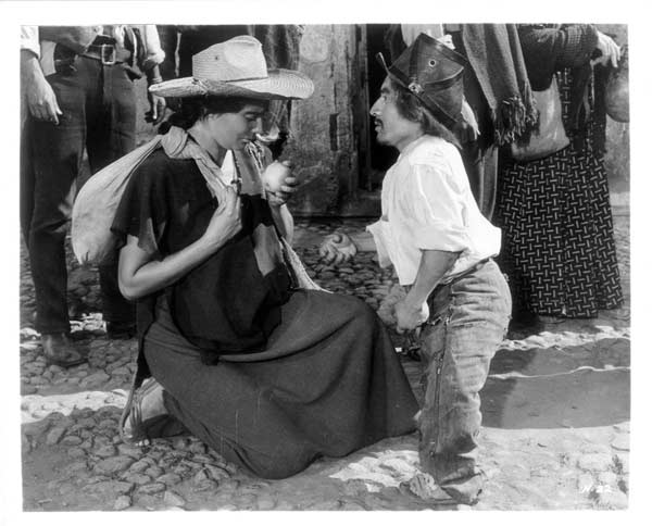 """Nazarin"" de Luis Buñuel (1958)"