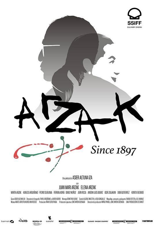 """Affiche """"Arzak since 1897"""" (2020)"""