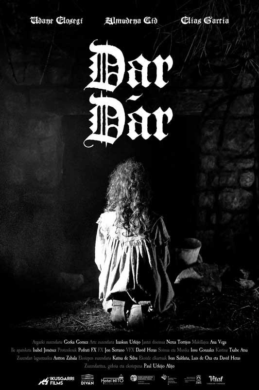 """Affiche """"Dar-dar"""" (2020)"""