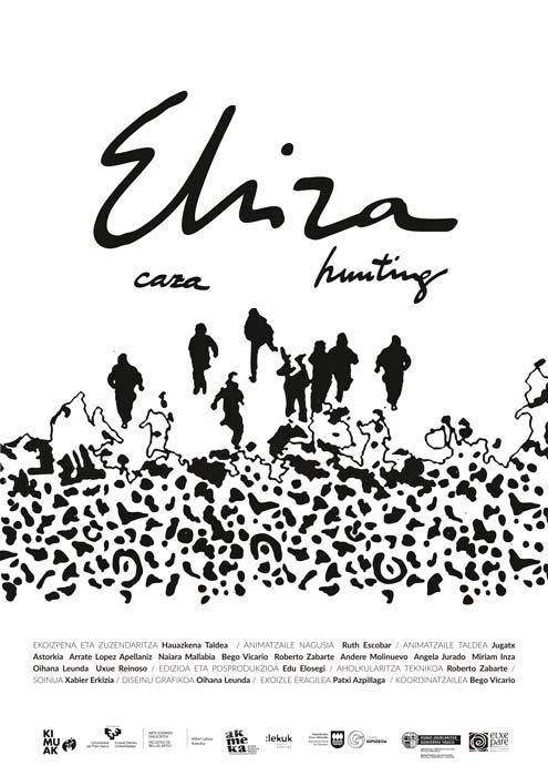 "Affiche ""Ehiza"" (2020)"