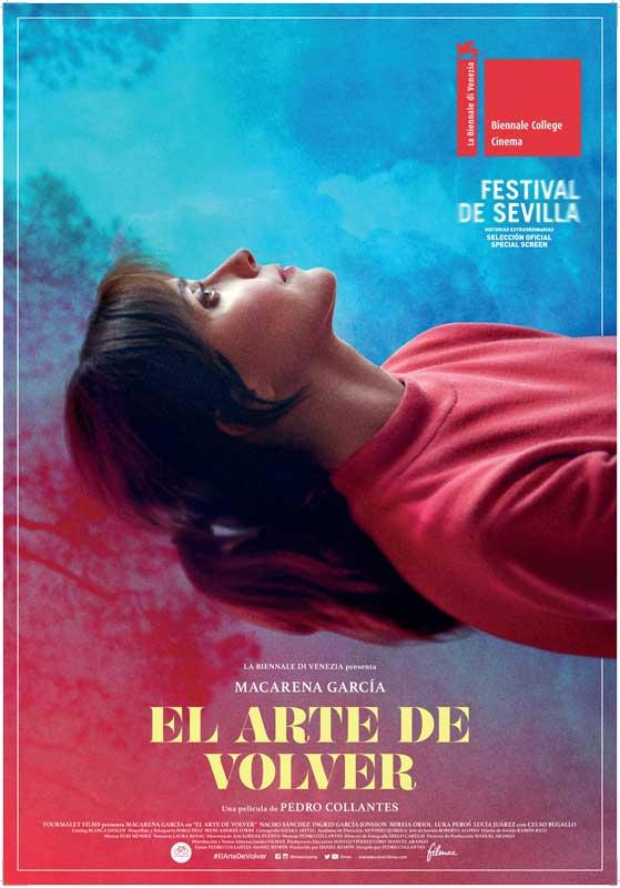 """Affiche """"El arte de volver"""" (2020)"""