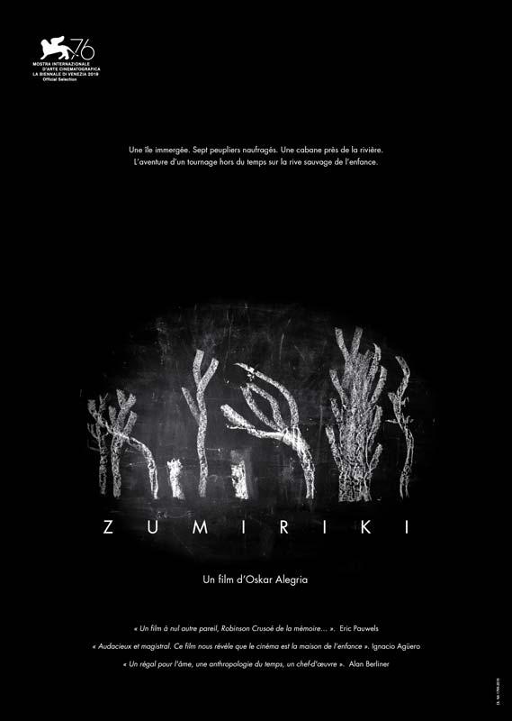 """Affiche """"Zumiriki"""" (2019)"""