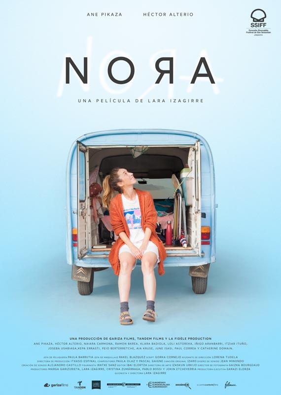 """Affiche """"Nora"""" (2020)"""
