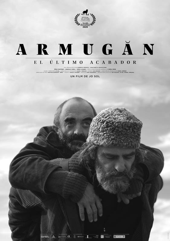 """Affiche """"Armugán"""" (2021)"""