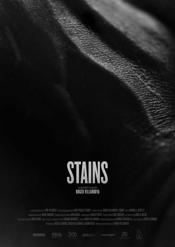 """Affiche """"Stains"""" (2020)"""