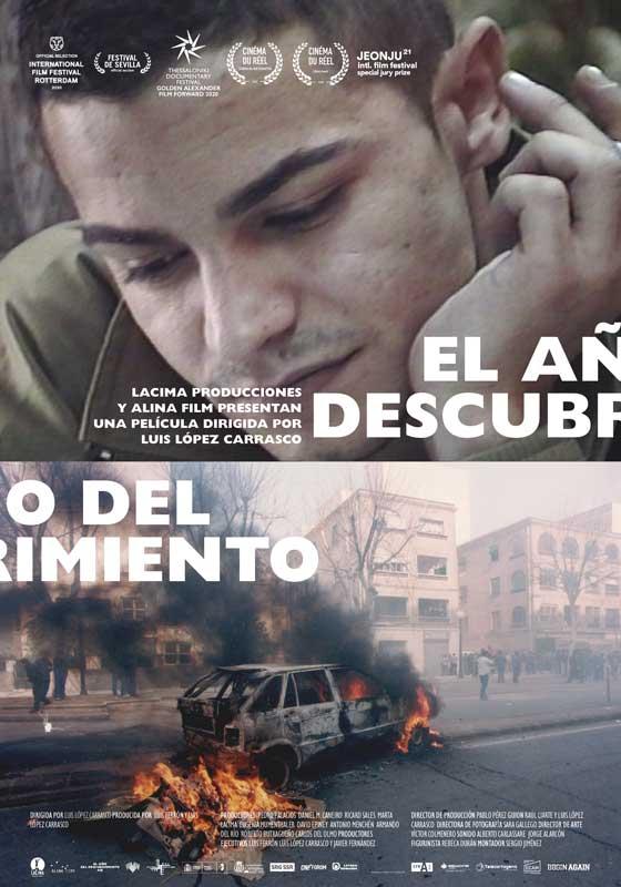 """Affiche """"El año del descubrimiento"""" (2020)"""