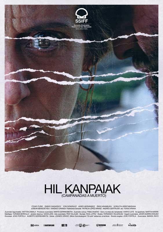 "Affiche ""Hil-Kanpaiak"" (2020)"